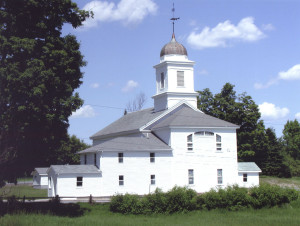 "Historic Saranac Methodist ""Church in the Hollow"""