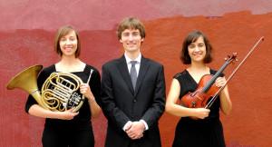 Red Hedgehog Trio 3