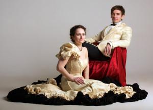 Lavrova-Primakov Duo - DesignerWear A1 7x10